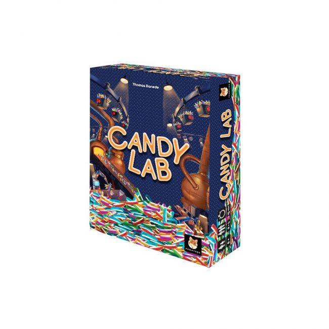jeu d'ambiance candy lab