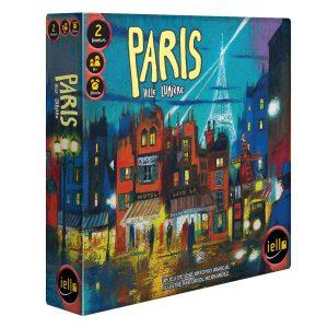 jeu de société paris ville lumière